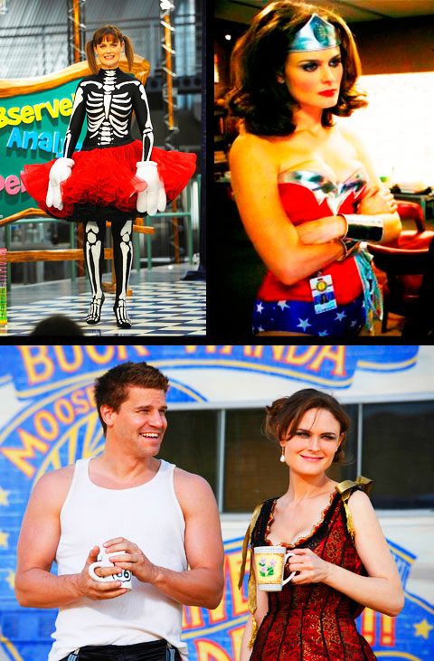 Fashion {& Grace} Icon: Emily Deschanel a la Dr. Temperance 'Bones' Brennan