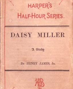 Lit Review: Classic Tale 'Daisy Miller' by Henry James