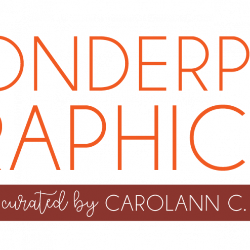 Wonderpug Graphics curated by Carolann C. DeMatos